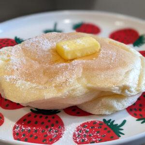 ホットクックで作る幸せのパンケーキ
